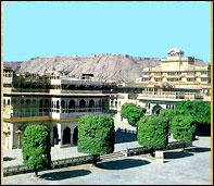 City Palace Jaipur Rajasthan India