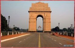 India Gate,Delhi Tourism