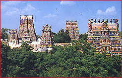 Temple, Madurai Travel